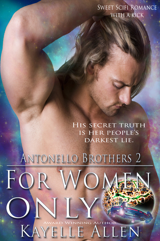 For Women Only (Antonello Brothers #2)