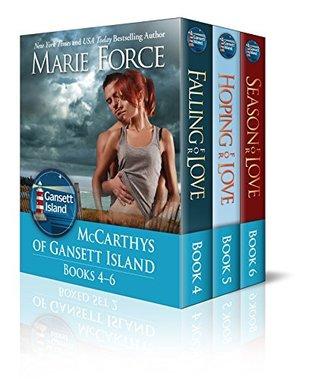 Gansett Island Series Boxed Set Books 4-6