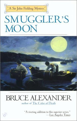 Smuggler's Moon (Sir John Fielding, #8)