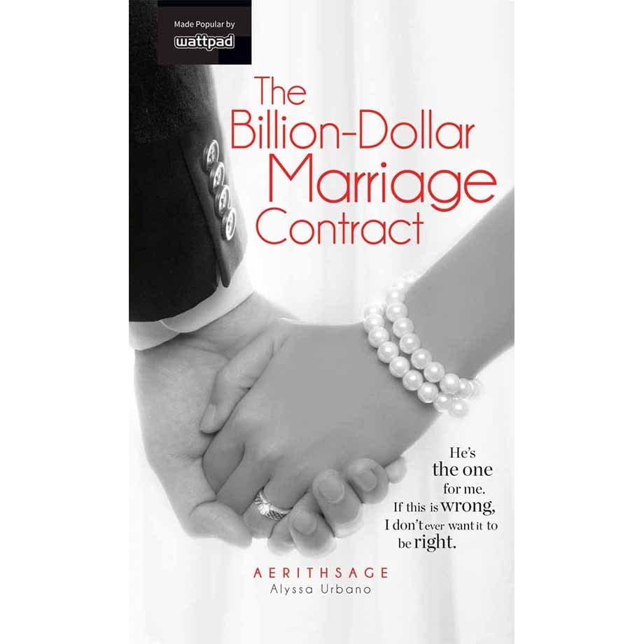 The billion dollar marriage contract by alyssa urbano fandeluxe Choice Image