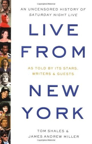 Live from New York: An Oral History of Saturday Night Live