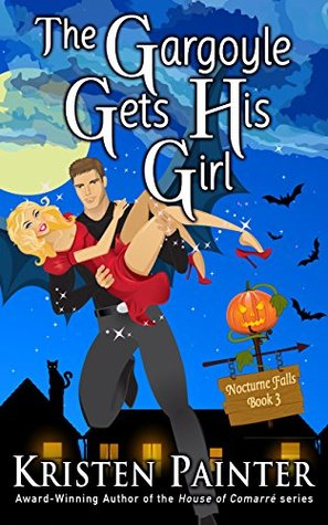 Book Review: The Gargoyle Gets His Girl by Kristen Painter