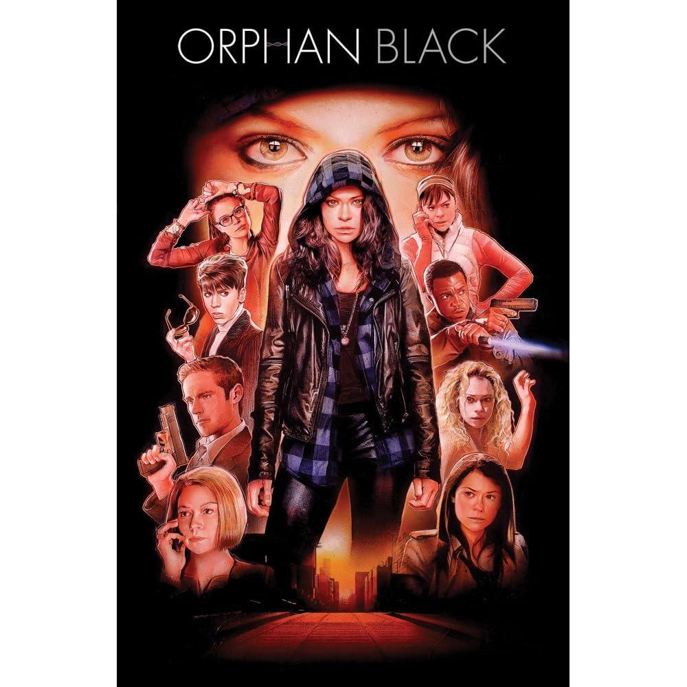 Orphan Black, Vol  1 by John Fawcett