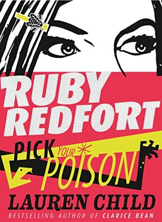 Pick Your Poison (Ruby Redfort, #5)