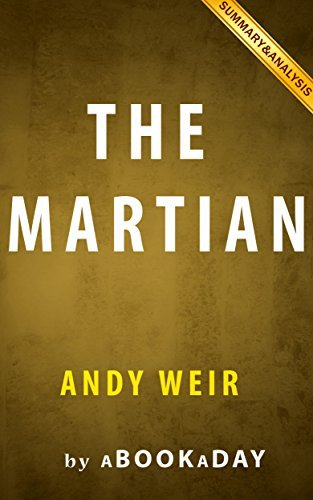 The Martian - a novel by Andy Weir