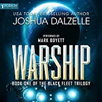 Warship (Black Fleet Trilogy, #1)