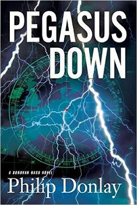 Pegasus Down by Philip Donlay