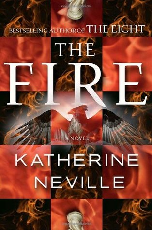 The Fire (The Eight, #2)