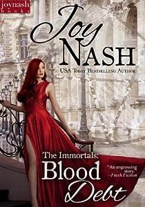 Blood Debt (Immortals, #6.5)
