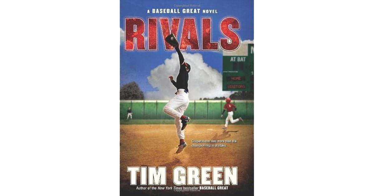 Rivals Baseball Great 2 By Tim Green border=