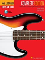 Hal Leonard Bass Method - Complete Edition: Books 1, 2 and 3 Together in One Easy-to-Use Volume!