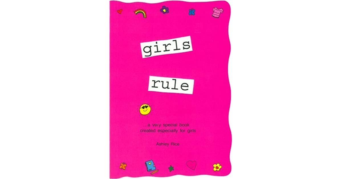 Girl dating rule book