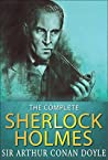 Book cover for The Complete Sherlock Holmes: All 56 Stories & 4 Novels (Global Classics)