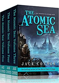 The Atomic Sea: Omnibus of Volumes Three, Four and Five