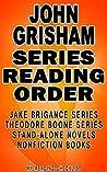 John Grisham: Series Reading Order