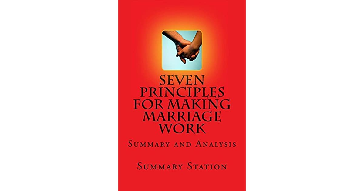 an analysis of the principles of marriage Obergefell et al v hodges, director,  before turning to the governing principles and precedents,  this analysis compels.