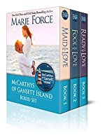 Gansett Island Series Boxed Set Books 1-3 (Gansett Island Series, #1-3)