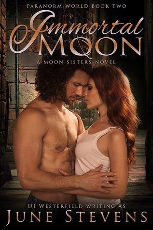 Immortal Moon (Paranorm World, #2)