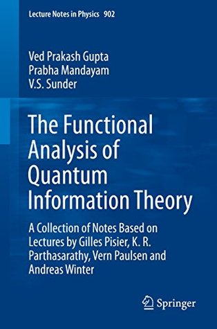 Functional Analysis Books
