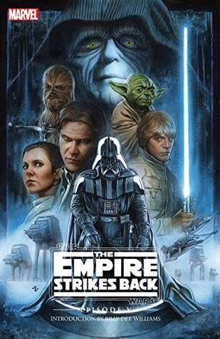 Star wars The empire strikes back #8 movie poster