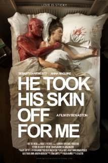 He Took His Skin Off For Me by Maria Hummer