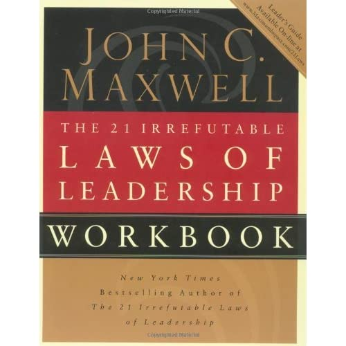21 laws of leadership essay