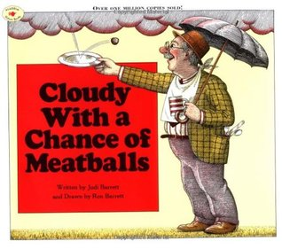 Cloudy With a Chance of Meatballs (Cloudy with a Chance of Meatballs, #1)