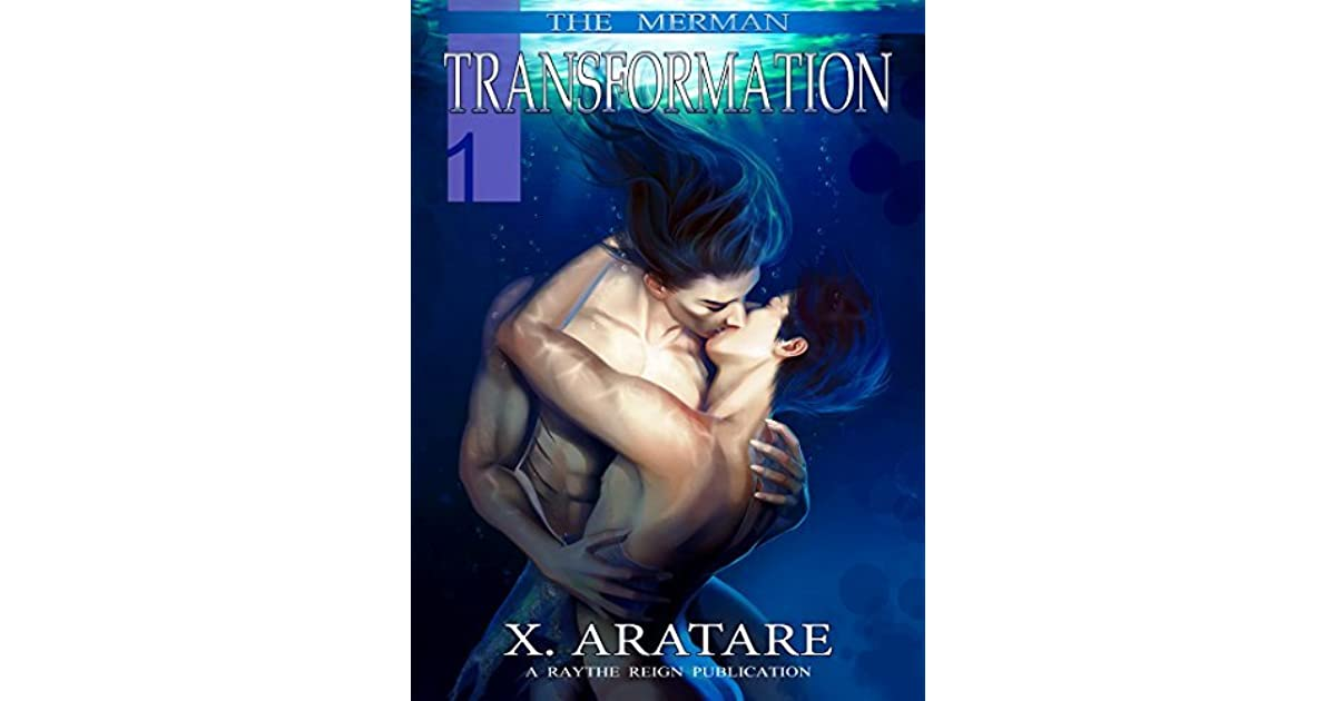 Transformation (The Merman, #1) by X  Aratare