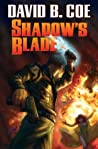 Shadow's Blade (Justis Fearsson, #3)