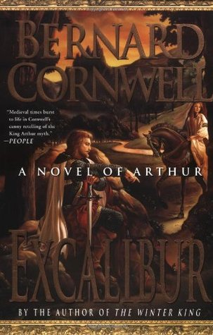 Cover Excalibur (The Warlord Chronicles, #3) - Bernard Cornwell