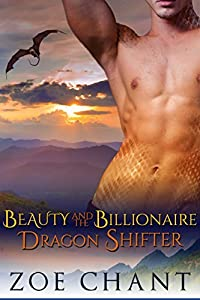 Beauty and the Billionaire Dragon Shifter