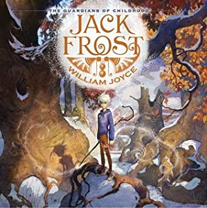 Jack Frost (Guardians of Childhood, #3)
