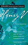 Book cover for Henry V (Folger Shakespeare Library)