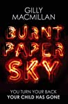 Book cover for Burnt Paper Sky