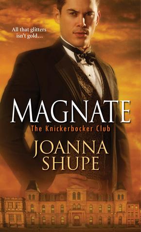 Magnate (The Knickerbocker Club, #1)