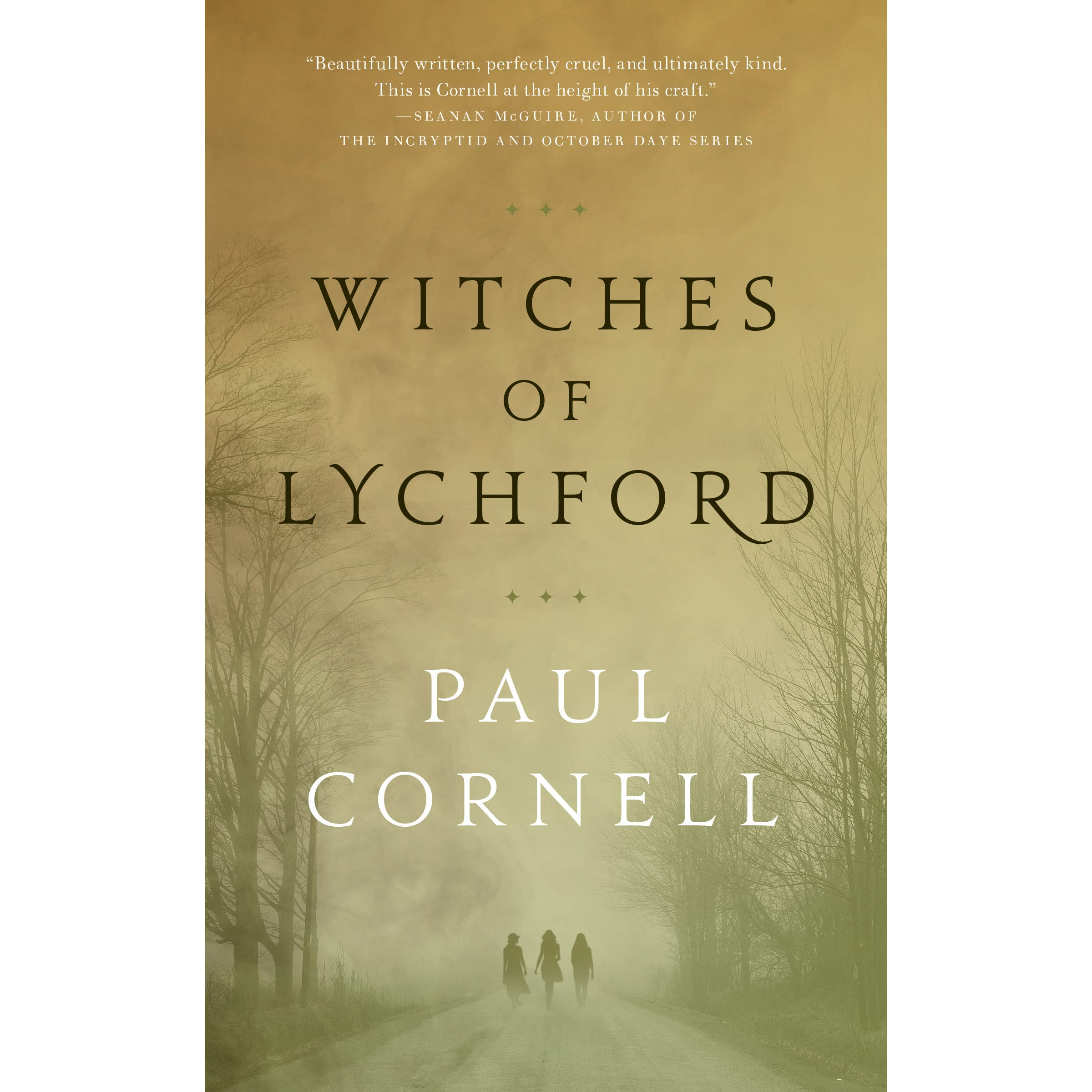 Witches of Lychford (Lychford, #1) by Paul Cornell
