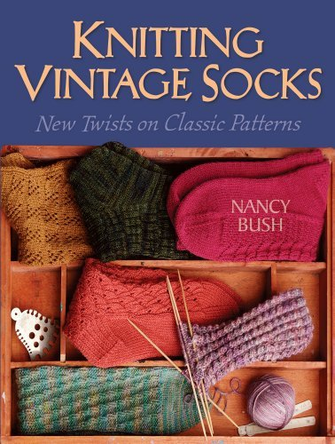 Knitting Vintage Socks - Nancy Bush
