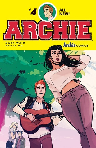 Archie (2015-) #4 by Mark Waid