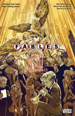 Fables, Vol. 22: Farewell
