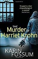 The Murder of Harriet Krohn (Konrad Sejer #7)