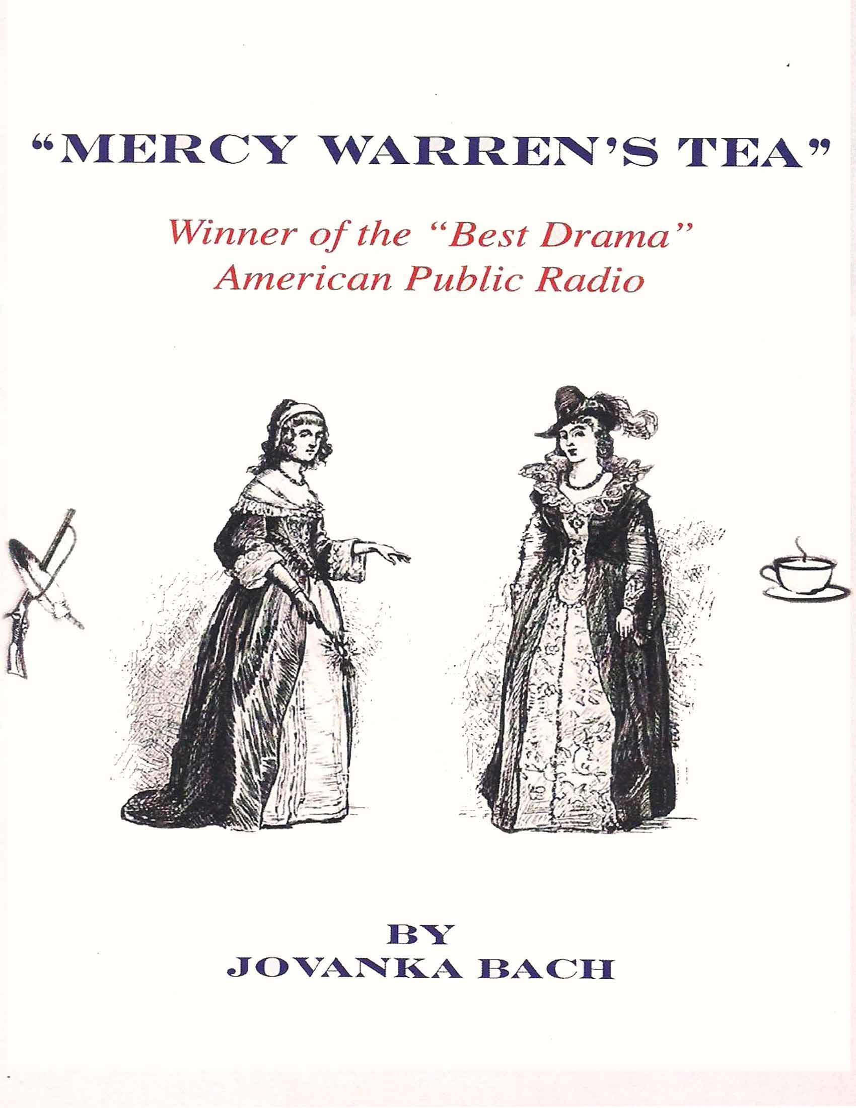 Mercy Warrens Tea Jovanka Bach