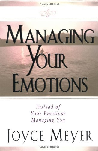 Book cover joy managing your emotions
