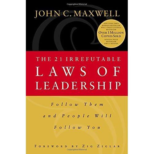21 irrefutable laws of leadership summary