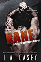 Kane (Slater Brothers, #3)