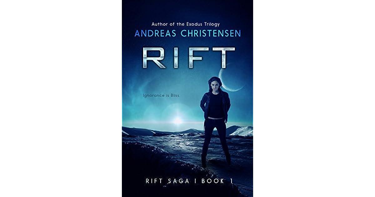 Rift (Rift Saga, #1) by Andreas Christensen