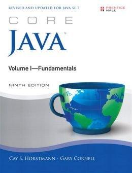 Core Java- Volume I Fundamentals (9th Edition)