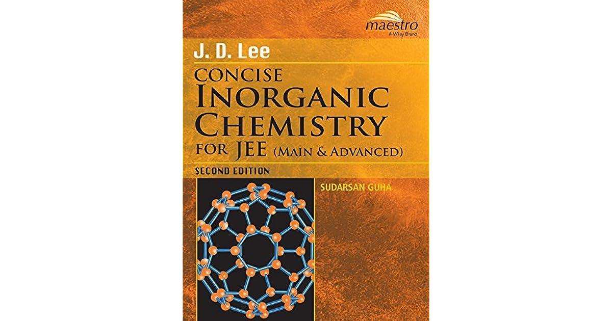 Concise Inorganic Chemistry Pdf