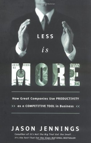 Less Is More: How Great Companies Use Productivity As a Competitive Tool in Business