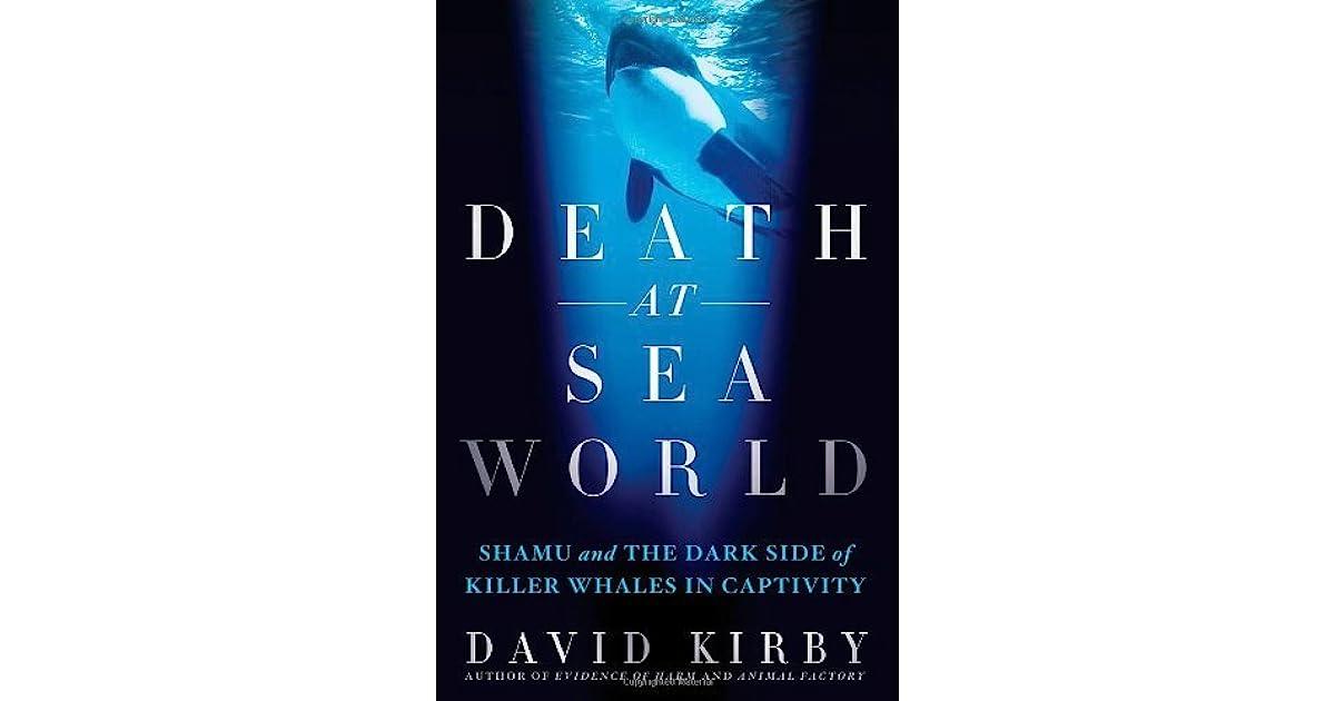 Death At Seaworld Book
