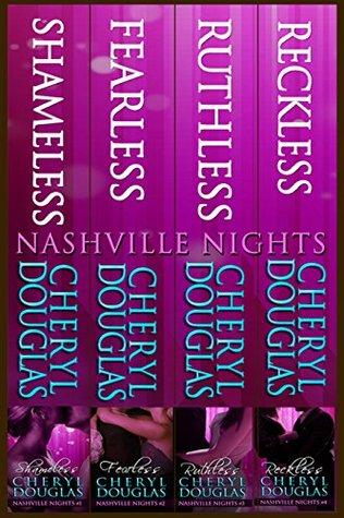Nashville Nights Boxed Set 1-4